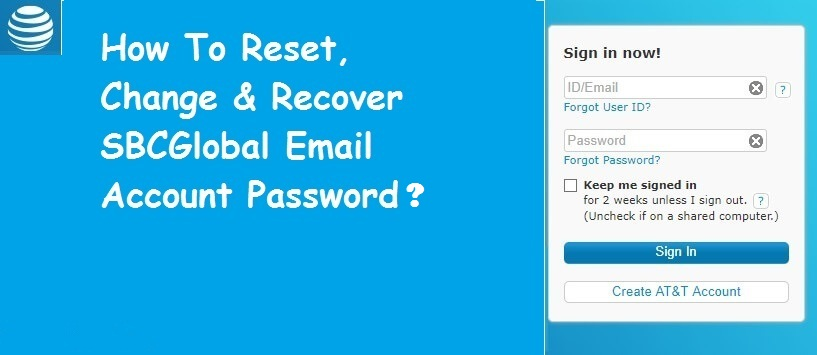 Sbcglobal Password Help